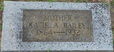 "BAILEY, KATHERINE ANNA ""KATIE"" - Tulsa County, Oklahoma | KATHERINE ANNA ""KATIE"" BAILEY - Oklahoma Gravestone Photos"