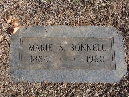 BONNELL, MARIE S. - Tulsa County, Oklahoma | MARIE S. BONNELL - Oklahoma Gravestone Photos