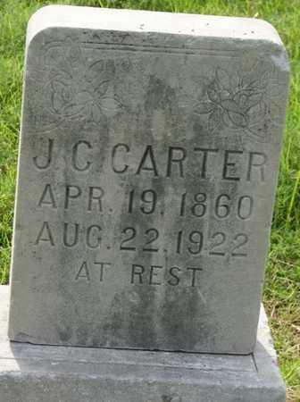 CARTER, J.C. - Tulsa County, Oklahoma   J.C. CARTER - Oklahoma Gravestone Photos
