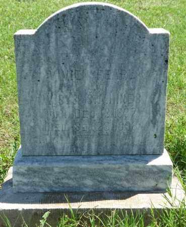 HINES, VIVIEN PEARL - Tulsa County, Oklahoma | VIVIEN PEARL HINES - Oklahoma Gravestone Photos