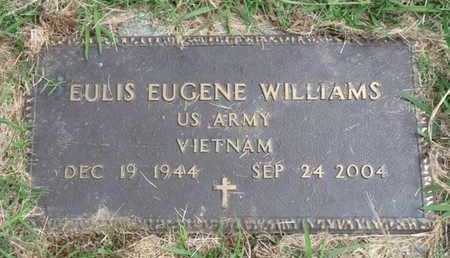 WILLIAMS (VETERAN VIET), EULIS EUGENE - Tulsa County, Oklahoma | EULIS EUGENE WILLIAMS (VETERAN VIET) - Oklahoma Gravestone Photos