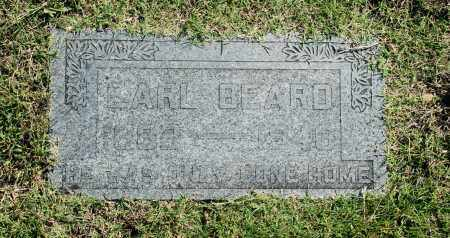 BEARD, CARL - Washington County, Oklahoma   CARL BEARD - Oklahoma Gravestone Photos
