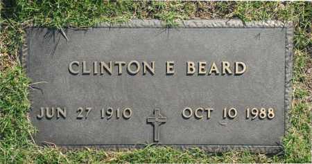 BEARD, CLINTON E. - Washington County, Oklahoma | CLINTON E. BEARD - Oklahoma Gravestone Photos