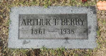 BERRY, ARTHUR T - Washington County, Oklahoma | ARTHUR T BERRY - Oklahoma Gravestone Photos
