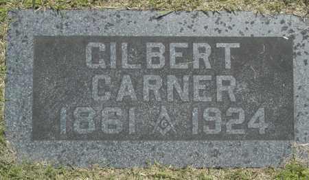 CARNER, GILBERT - Washington County, Oklahoma | GILBERT CARNER - Oklahoma Gravestone Photos