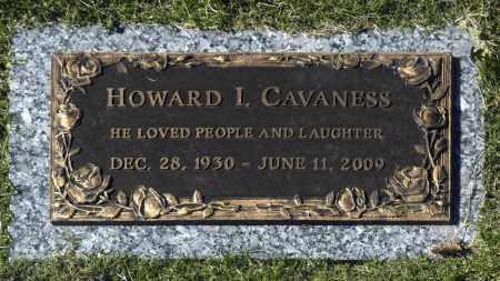 CAVANESS, HOWARE I - Washington County, Oklahoma   HOWARE I CAVANESS - Oklahoma Gravestone Photos