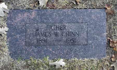 CHINN, JAMES W - Washington County, Oklahoma | JAMES W CHINN - Oklahoma Gravestone Photos
