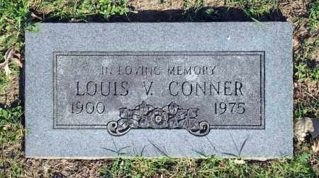 CONNER, LOUIS V. - Washington County, Oklahoma   LOUIS V. CONNER - Oklahoma Gravestone Photos