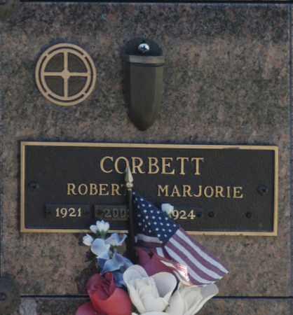 CORBETT, MARJORIE - Washington County, Oklahoma | MARJORIE CORBETT - Oklahoma Gravestone Photos