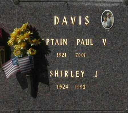 DAVIS, SHIRLEY J - Washington County, Oklahoma | SHIRLEY J DAVIS - Oklahoma Gravestone Photos