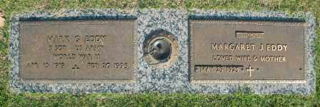 EDDY, MARK G. - Washington County, Oklahoma | MARK G. EDDY - Oklahoma Gravestone Photos