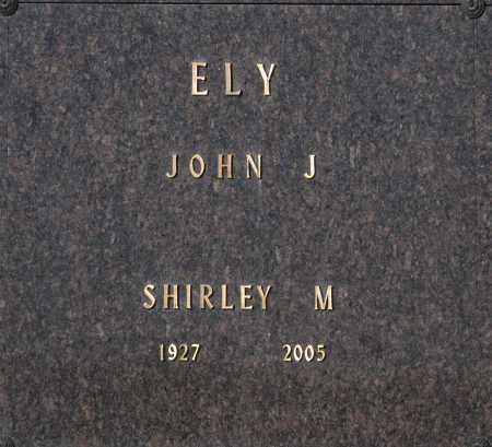 ELY, JOHN J - Washington County, Oklahoma | JOHN J ELY - Oklahoma Gravestone Photos