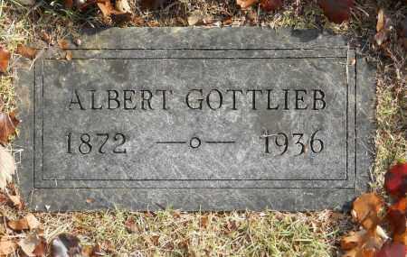 GOTTLIEB, ALBERT - Washington County, Oklahoma   ALBERT GOTTLIEB - Oklahoma Gravestone Photos