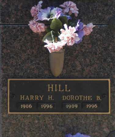 HILL, DOROTHE B - Washington County, Oklahoma | DOROTHE B HILL - Oklahoma Gravestone Photos