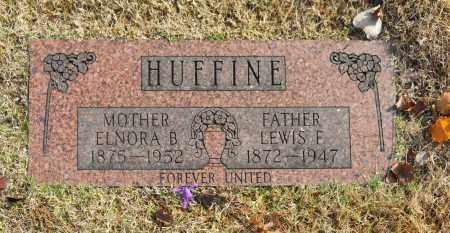 HUFFINE, LEWIS F - Washington County, Oklahoma   LEWIS F HUFFINE - Oklahoma Gravestone Photos