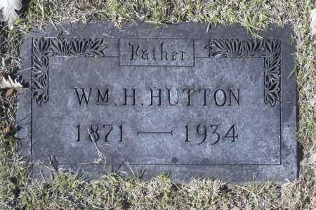 HUTTON, WM. H - Washington County, Oklahoma | WM. H HUTTON - Oklahoma Gravestone Photos