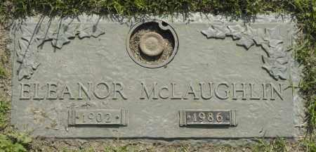 MCLAUGHLIN, ELEANOR - Washington County, Oklahoma | ELEANOR MCLAUGHLIN - Oklahoma Gravestone Photos