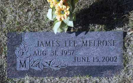 MELROSE, JAMES LEE - Washington County, Oklahoma | JAMES LEE MELROSE - Oklahoma Gravestone Photos