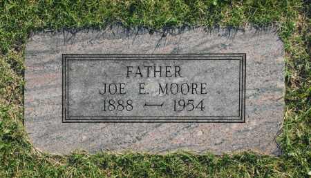 MOORE, JOE E. - Washington County, Oklahoma   JOE E. MOORE - Oklahoma Gravestone Photos