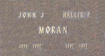 MORAN, JOHN J - Washington County, Oklahoma | JOHN J MORAN - Oklahoma Gravestone Photos