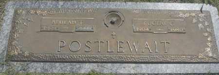 POSTLEWAIT, BEULAH T. - Washington County, Oklahoma | BEULAH T. POSTLEWAIT - Oklahoma Gravestone Photos