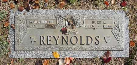 REYNOLDS, MARGUERITE - Washington County, Oklahoma | MARGUERITE REYNOLDS - Oklahoma Gravestone Photos
