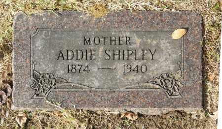 SHIPLEY, ADDIE - Washington County, Oklahoma | ADDIE SHIPLEY - Oklahoma Gravestone Photos