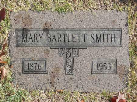 SMITH, MARY BARTLETT - Washington County, Oklahoma   MARY BARTLETT SMITH - Oklahoma Gravestone Photos