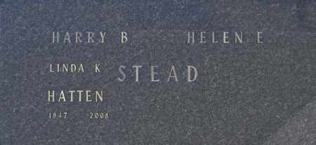 STEAD, HARRY B - Washington County, Oklahoma   HARRY B STEAD - Oklahoma Gravestone Photos