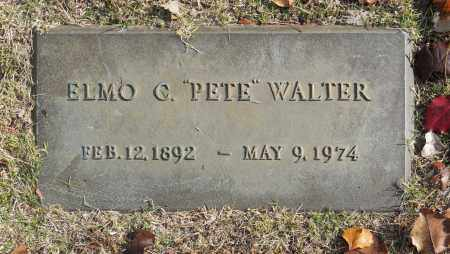 "WALTER, ELMO C ""PETE"" - Washington County, Oklahoma 