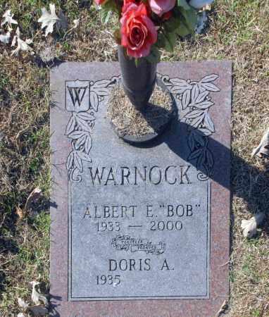 WARNOCK, DORIS A - Washington County, Oklahoma   DORIS A WARNOCK - Oklahoma Gravestone Photos