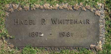 WHITEHAIR, HAZEL P. - Washington County, Oklahoma | HAZEL P. WHITEHAIR - Oklahoma Gravestone Photos