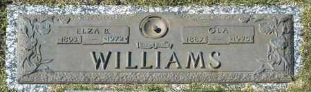 WILLIAMS, OLA - Washington County, Oklahoma   OLA WILLIAMS - Oklahoma Gravestone Photos