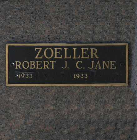 ZOELLER, C JANE - Washington County, Oklahoma | C JANE ZOELLER - Oklahoma Gravestone Photos