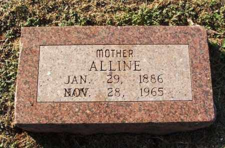 BEALL BAIRD, CAROLINE ALLENE - Washita County, Oklahoma | CAROLINE ALLENE BEALL BAIRD - Oklahoma Gravestone Photos