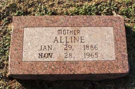 BAIRD, CAROLINE ALLENE - Washita County, Oklahoma   CAROLINE ALLENE BAIRD - Oklahoma Gravestone Photos