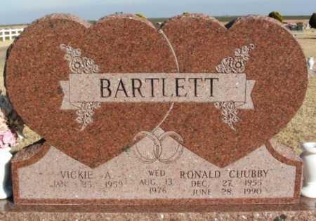 BARTLETT, VICKIE A - Washita County, Oklahoma | VICKIE A BARTLETT - Oklahoma Gravestone Photos
