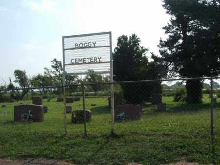 *BOGGY, *SIGN - Washita County, Oklahoma | *SIGN *BOGGY - Oklahoma Gravestone Photos