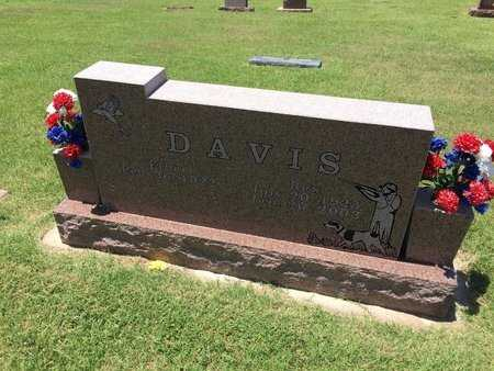 DAVIS, ETHEL - Washita County, Oklahoma | ETHEL DAVIS - Oklahoma Gravestone Photos