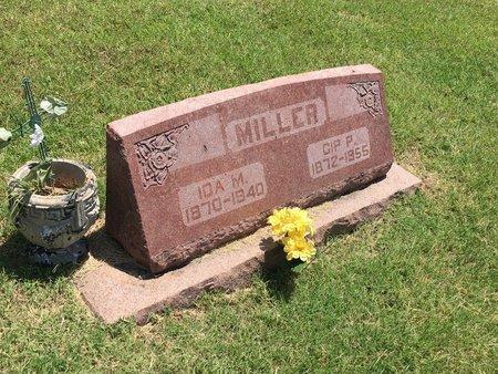 MILLER, GIP (GP) - Washita County, Oklahoma   GIP (GP) MILLER - Oklahoma Gravestone Photos