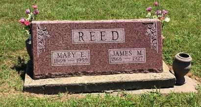 REED, JAMES - Washita County, Oklahoma | JAMES REED - Oklahoma Gravestone Photos