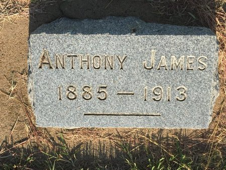 DEGNAN, ANTHONY JAMES - Woods County, Oklahoma | ANTHONY JAMES DEGNAN - Oklahoma Gravestone Photos