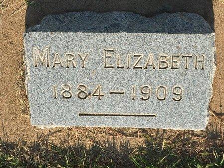 DEGNAN, MARY ELIZABETH - Woods County, Oklahoma   MARY ELIZABETH DEGNAN - Oklahoma Gravestone Photos