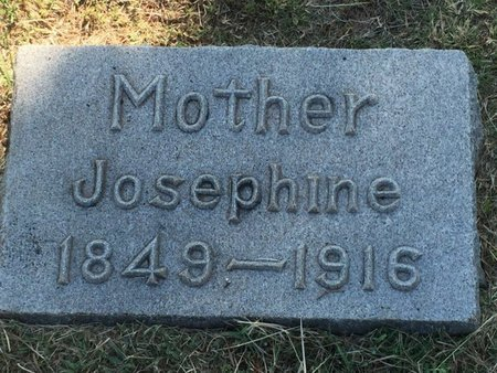 HANKINS, JOSEPHINE - Woods County, Oklahoma | JOSEPHINE HANKINS - Oklahoma Gravestone Photos