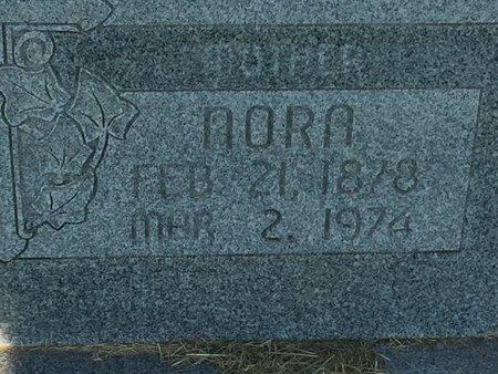 O'NEIL, NORA (CLOSE-UP) - Woods County, Oklahoma   NORA (CLOSE-UP) O'NEIL - Oklahoma Gravestone Photos