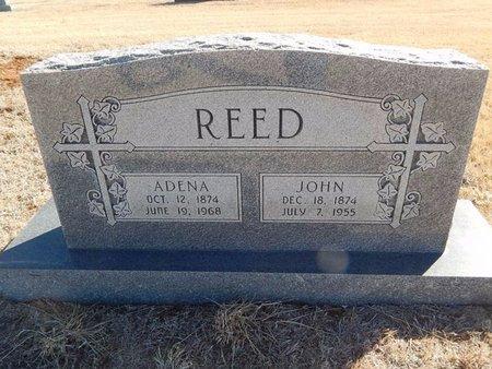 REED, JOHN - Woods County, Oklahoma | JOHN REED - Oklahoma Gravestone Photos