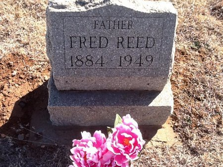 REED, FRED - Woods County, Oklahoma | FRED REED - Oklahoma Gravestone Photos