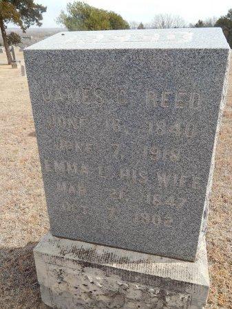 REED, EMMA L - Woods County, Oklahoma | EMMA L REED - Oklahoma Gravestone Photos