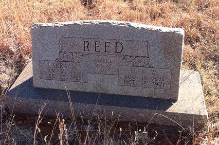 REED, ORA W - Woods County, Oklahoma | ORA W REED - Oklahoma Gravestone Photos