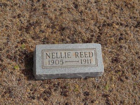 REED, NELLIE - Woods County, Oklahoma | NELLIE REED - Oklahoma Gravestone Photos